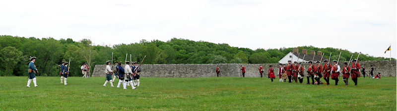 Calendar of Fort Frederick Events